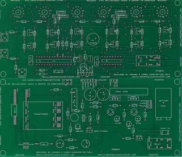 Nixie Boards